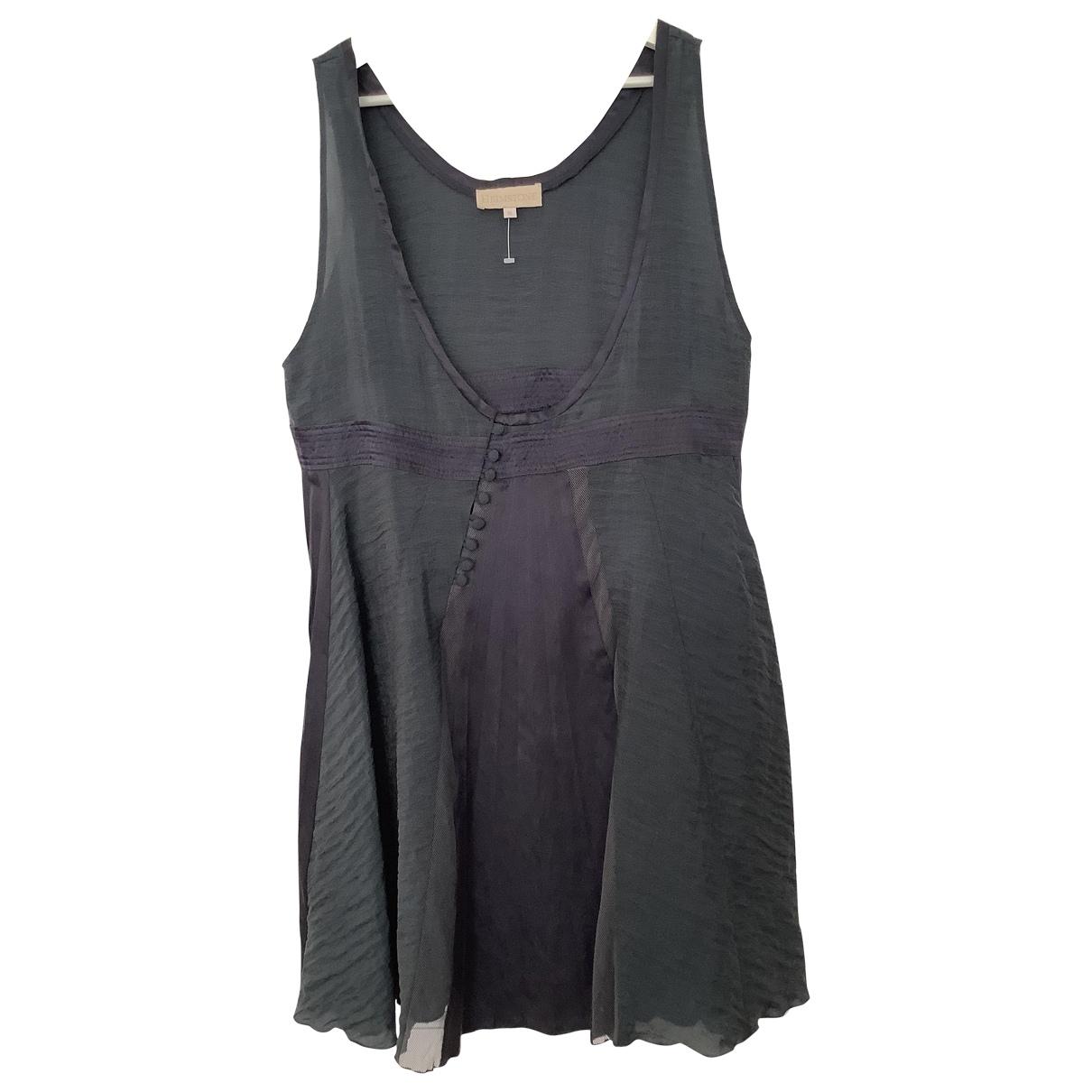 Heimstone \N Kleid in  Blau Polyester