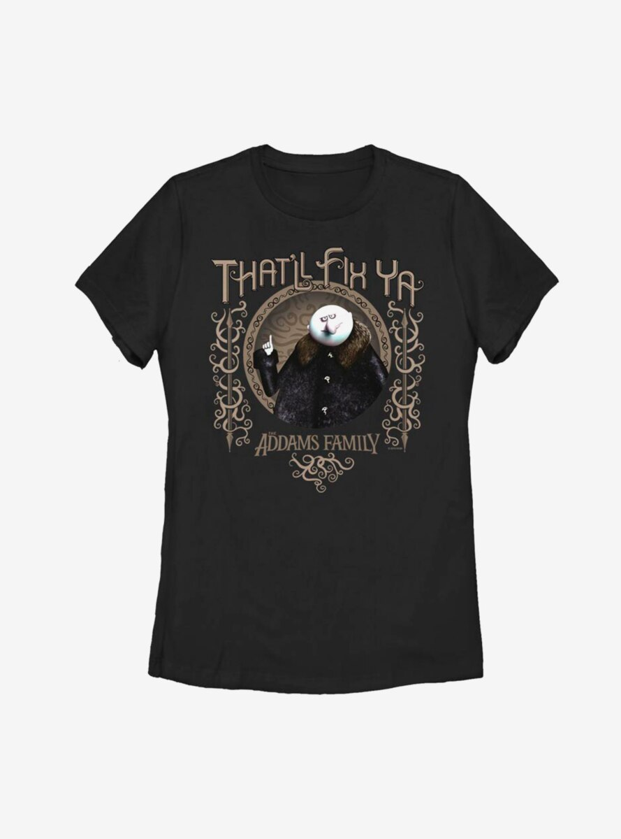 The Addams Family That'll Fix Ya Womens T-Shirt