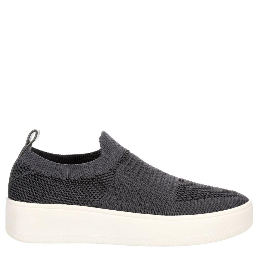 Steve Madden Womens Beale Platform Slip-On Shoes Sneakers