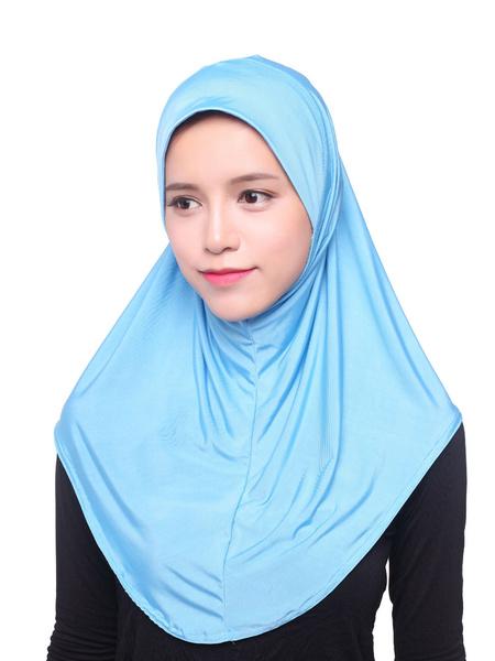 Milanoo Hijab Scarf Muslim Arabian Clothing Accessories Head Scarf