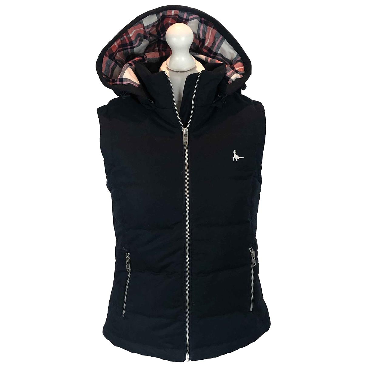 Jack Wills N Navy jacket for Women 8 UK