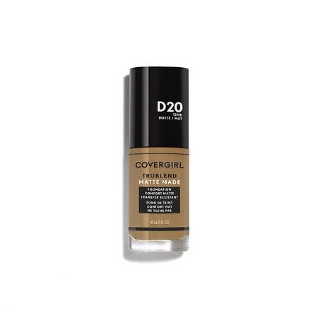 CoverGirl TruBlend Matte Made Liquid Makeup - 1.02 oz
