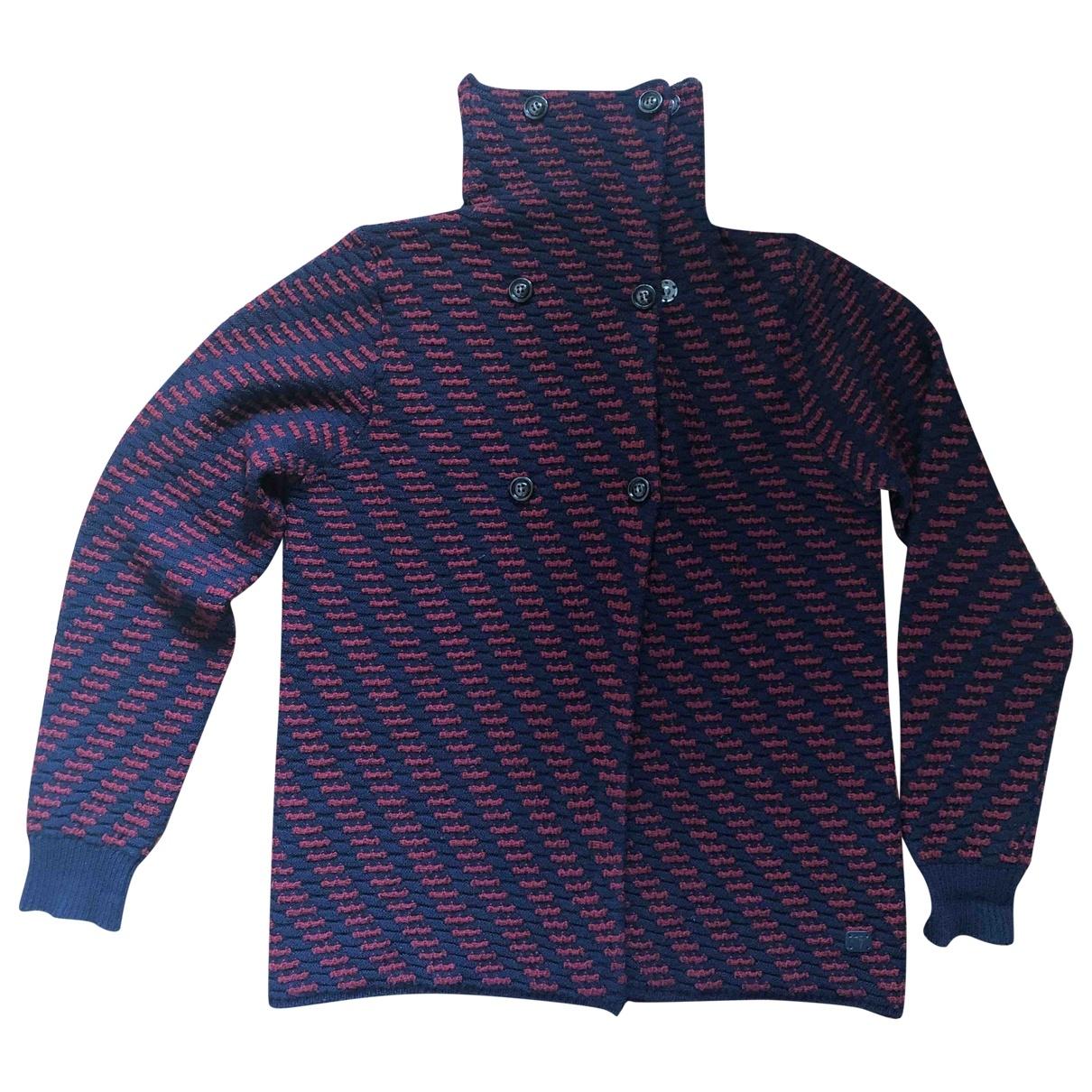 Trussardi \N Pullover in  Bunt Wolle