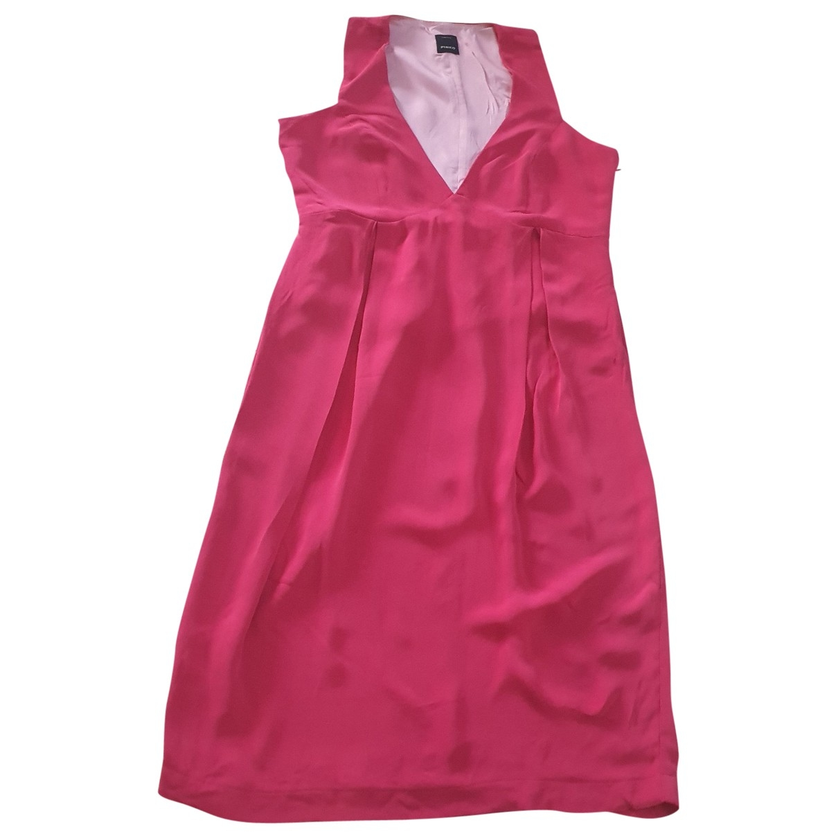 Pinko - Robe   pour femme - rose