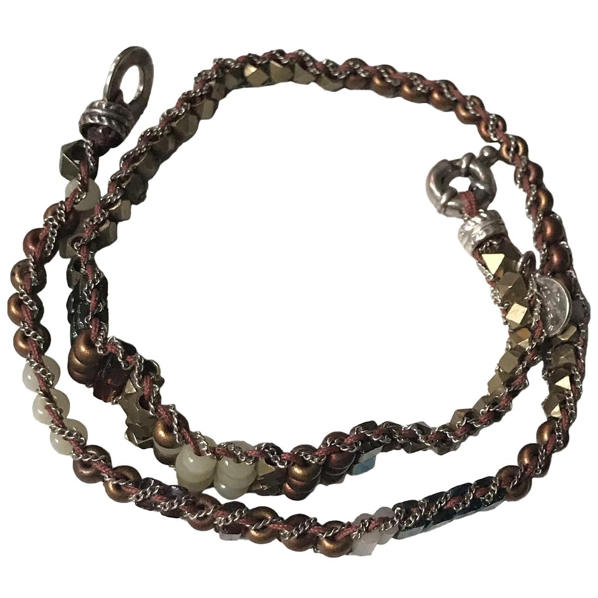 Gas - Bracelet   pour femme en acier - multicolore