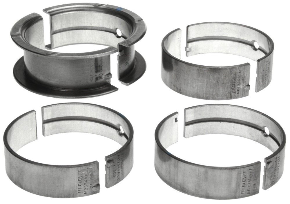 Clevite MS1951A75MM .75mm Main Bearing Set Nissan 1990-1995