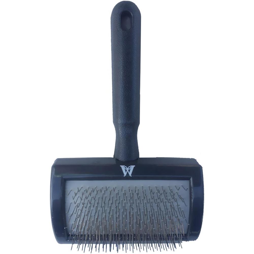 Millers Forge Curved Slicker Brush - REGULAR
