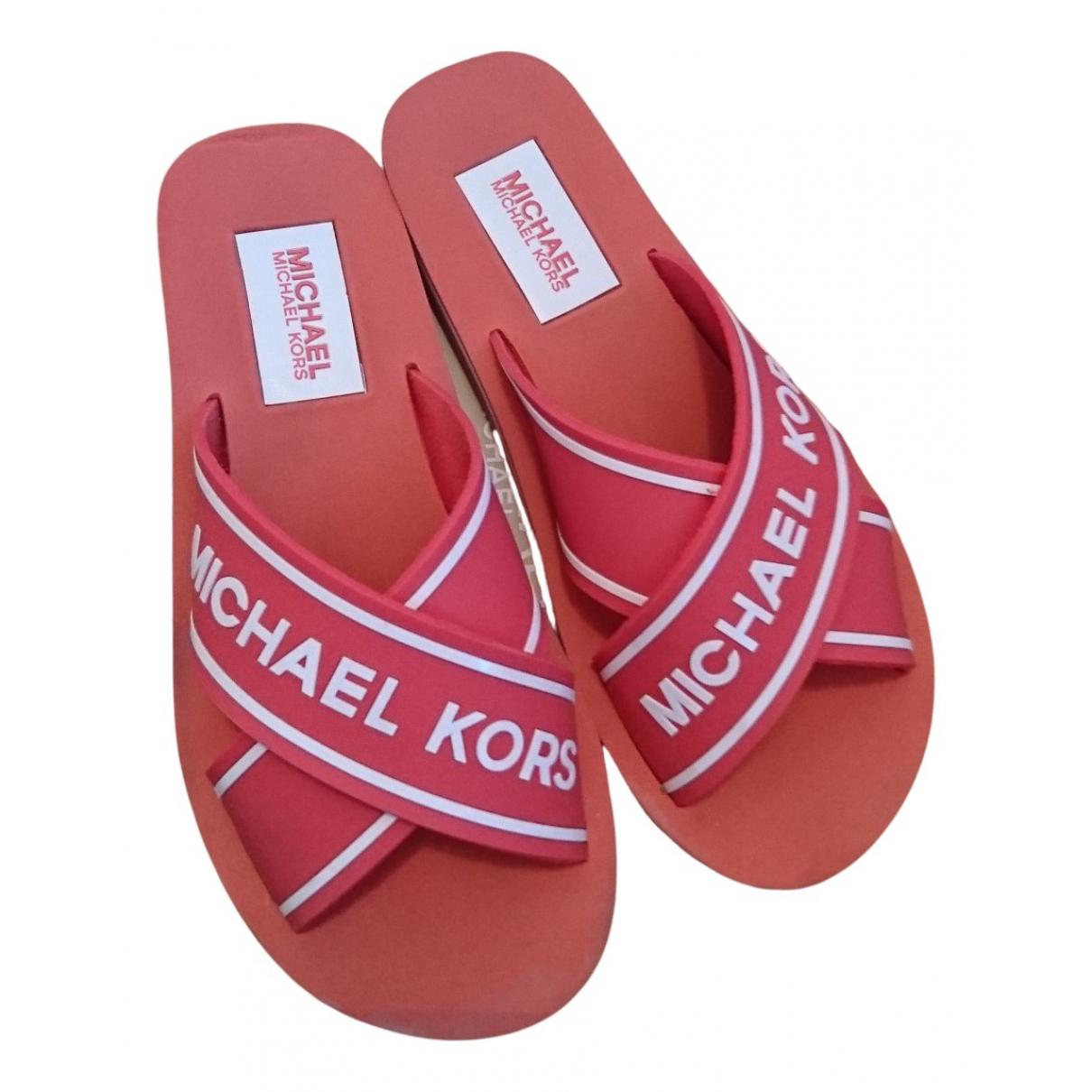 Michael Kors N Pink Sandals for Women 37 EU
