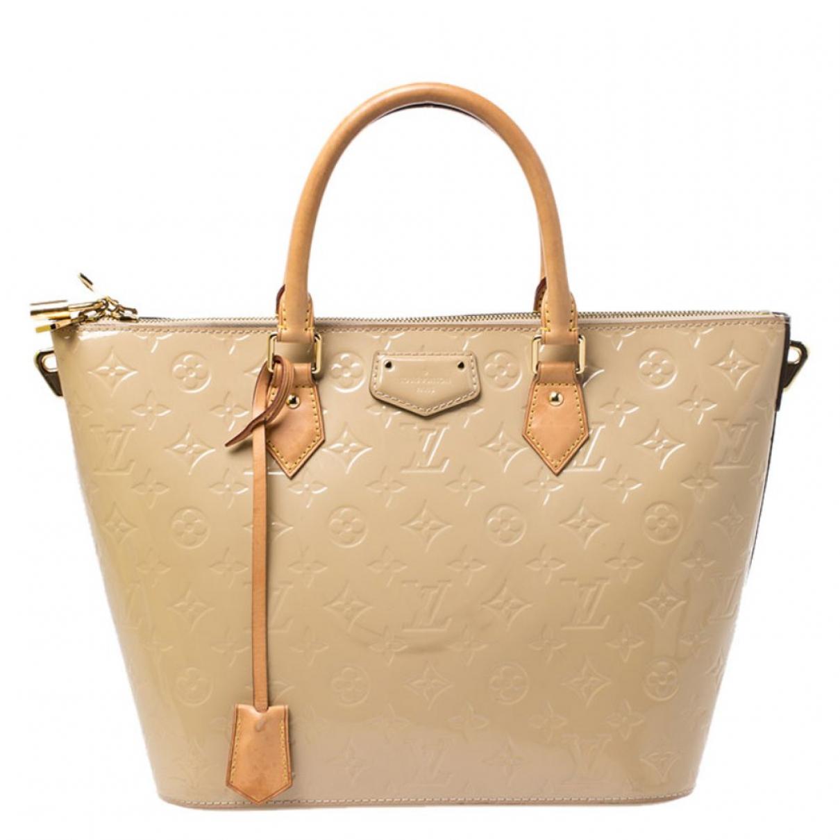 Louis Vuitton - Sac a main Florentine pour femme en toile - beige