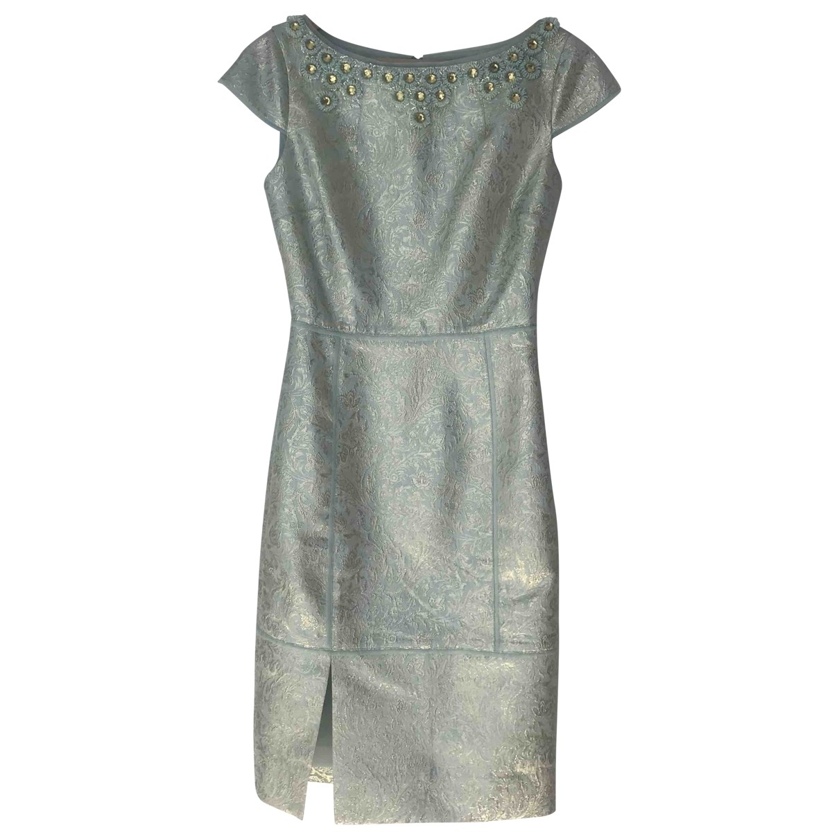 Tory Burch \N Gold Cotton dress for Women XS International