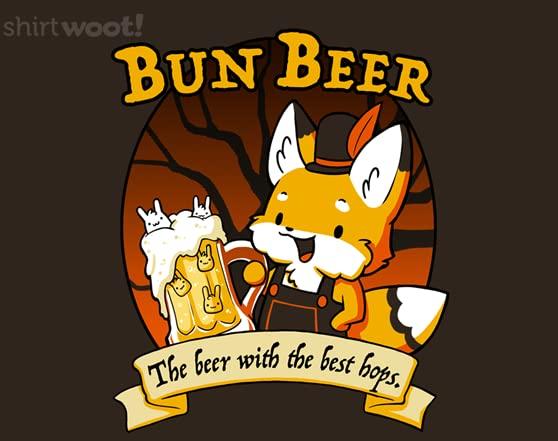 Bun Beer T Shirt