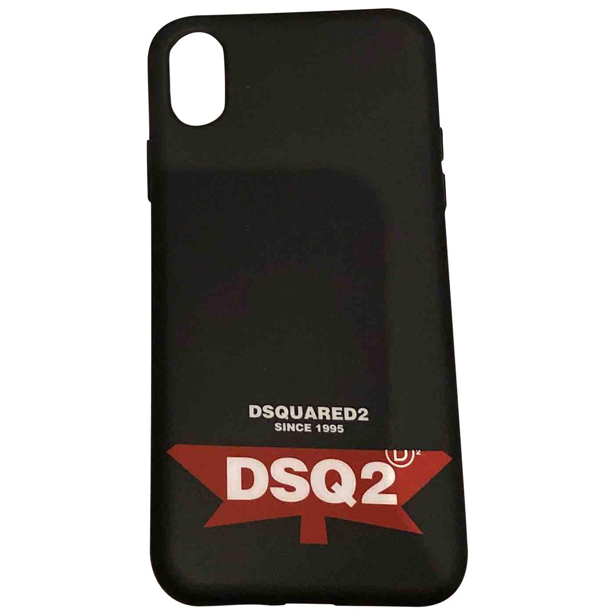 Dsquared2 \N Accessoires in  Schwarz Kunststoff