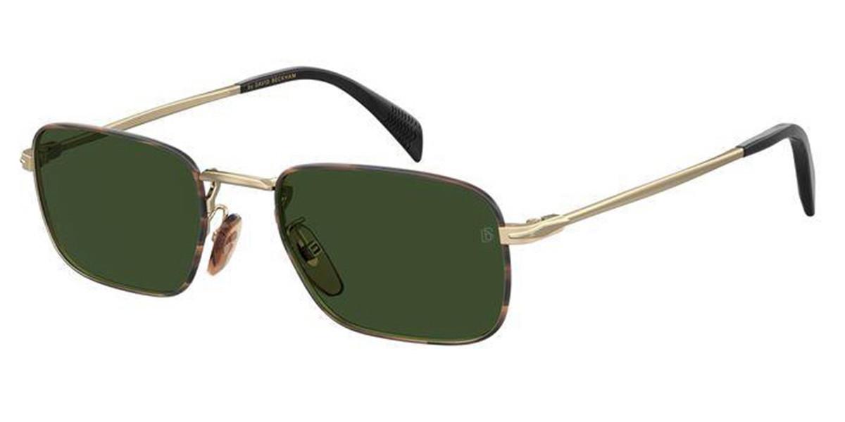 David Beckham DB 1035/S 06J/QT Mens Sunglasses Tortoise Size 53