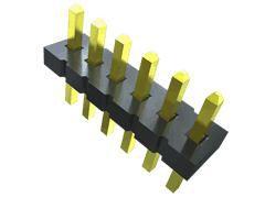 Samtec , FTS, 8 Way, 2 Row, Vertical PCB Header (775)