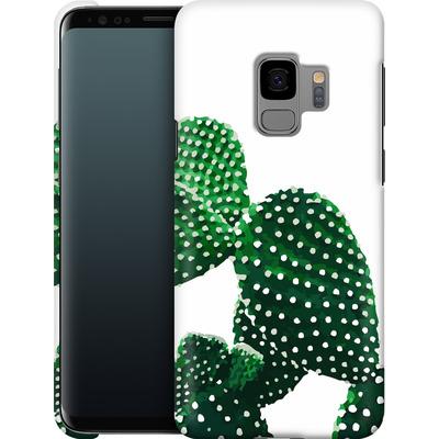 Samsung Galaxy S9 Smartphone Huelle - Cacti von Mukta Lata Barua