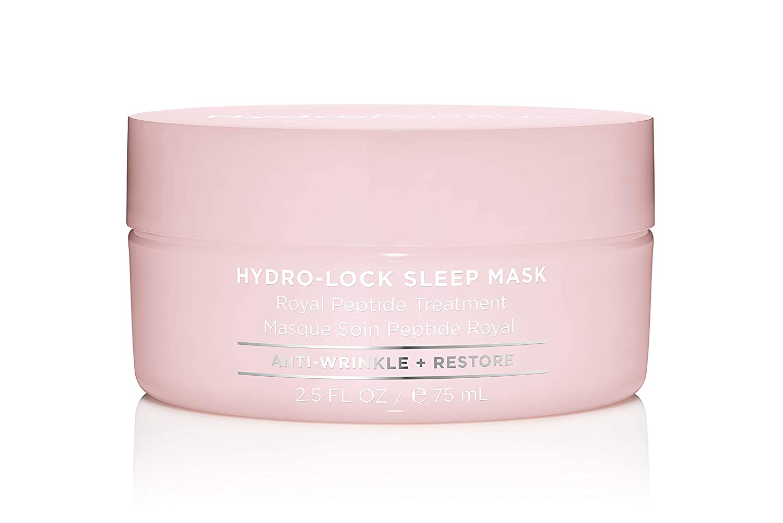 Hydro-lock Sleep Mask - Royal Peptide Treatment