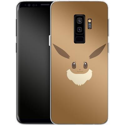 Samsung Galaxy S9 Plus Silikon Handyhuelle - Eevee by Lucian Foehr von Lucian Foehr