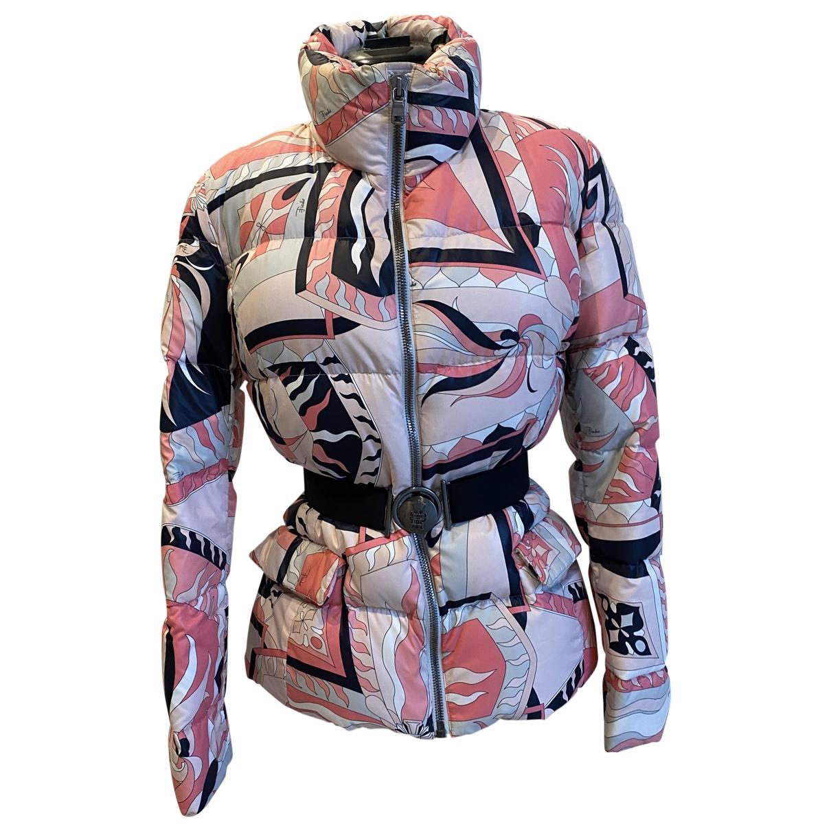 Emilio Pucci \N Multicolour coat for Women 38 FR