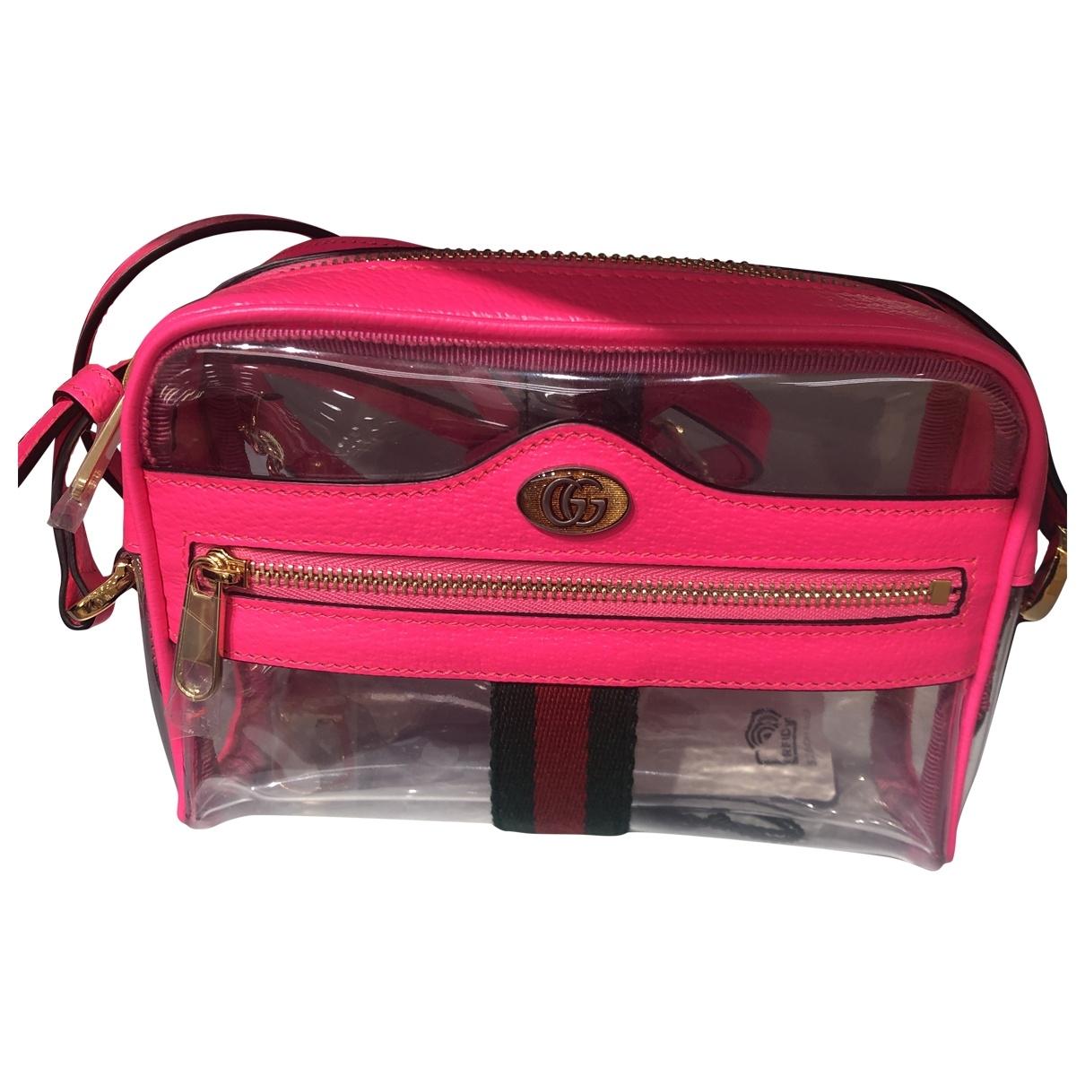 Gucci Ophidia Pink handbag for Women \N