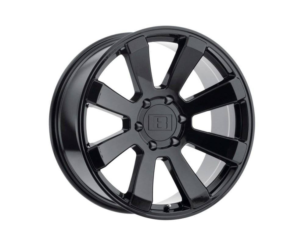 Level 8 Enforcer Wheel 18x9 6x135 9mm Gloss Black
