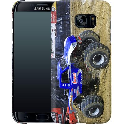 Samsung Galaxy S7 Edge Smartphone Huelle - Puddle von Bigfoot 4x4