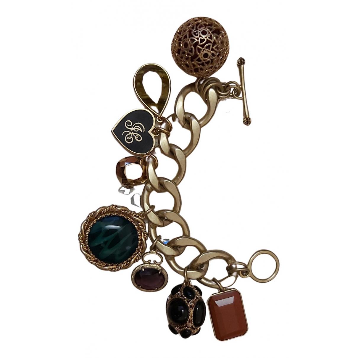 Juicy Couture - Bracelet   pour femme en chaine - multicolore