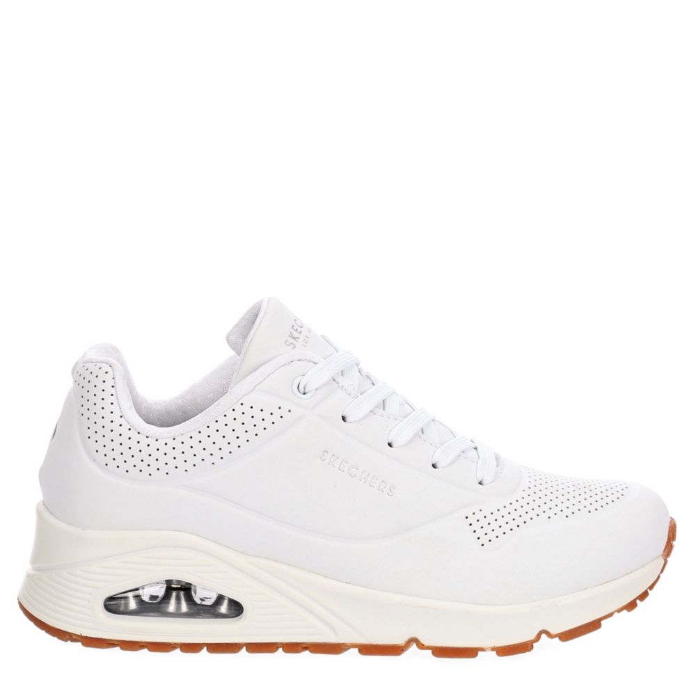Skechers Womens Uno-Stand On Air Shoes Sneakers