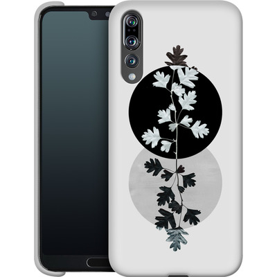 Huawei P20 Pro Smartphone Huelle - Geometry and Nature 2 von Mareike Bohmer