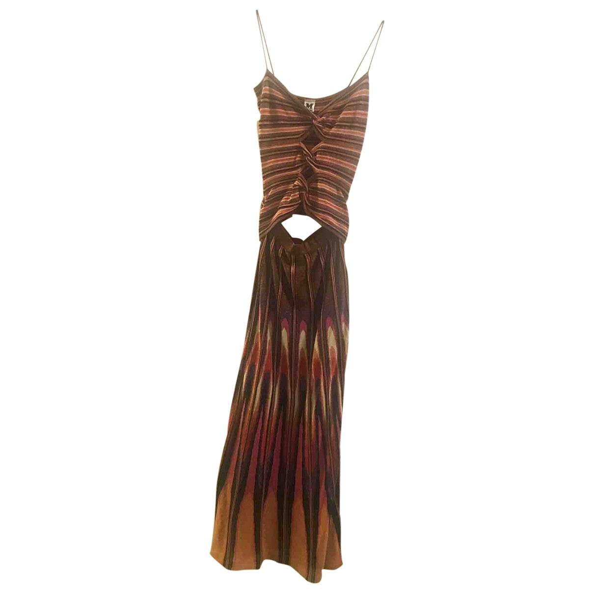 M Missoni \N Multicolour dress for Women 42 IT