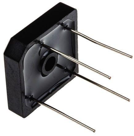 Vishay GBPC1201W-E4/51, Bridge Rectifier, 12A 100V, 4-Pin GBPC-W (2)