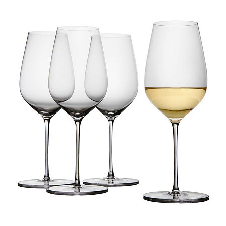 Wine Enthusiast Fusion Air Universal Wine Glasses (Set of 4), One Size , No Color Family