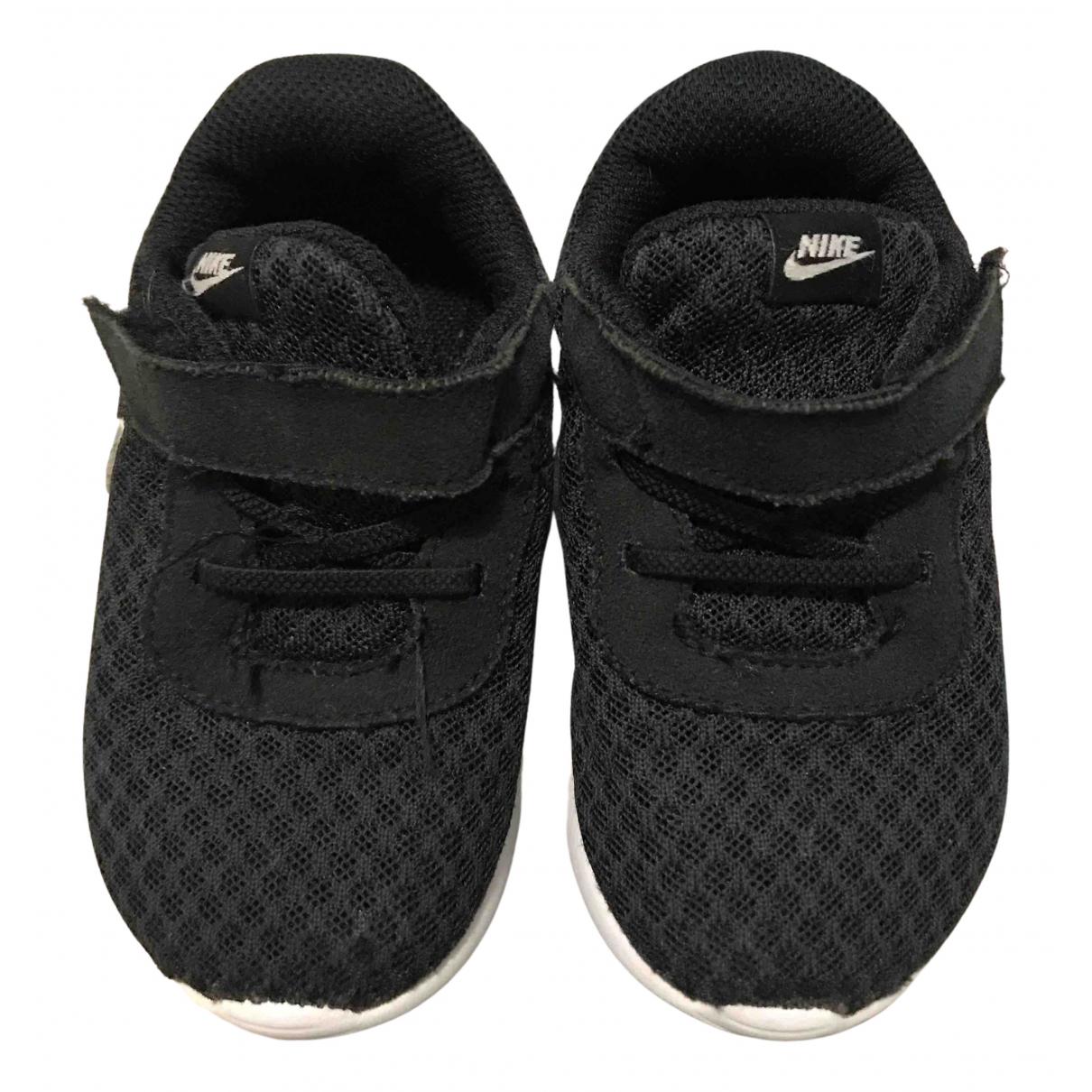 Nike - Baskets   pour enfant - noir
