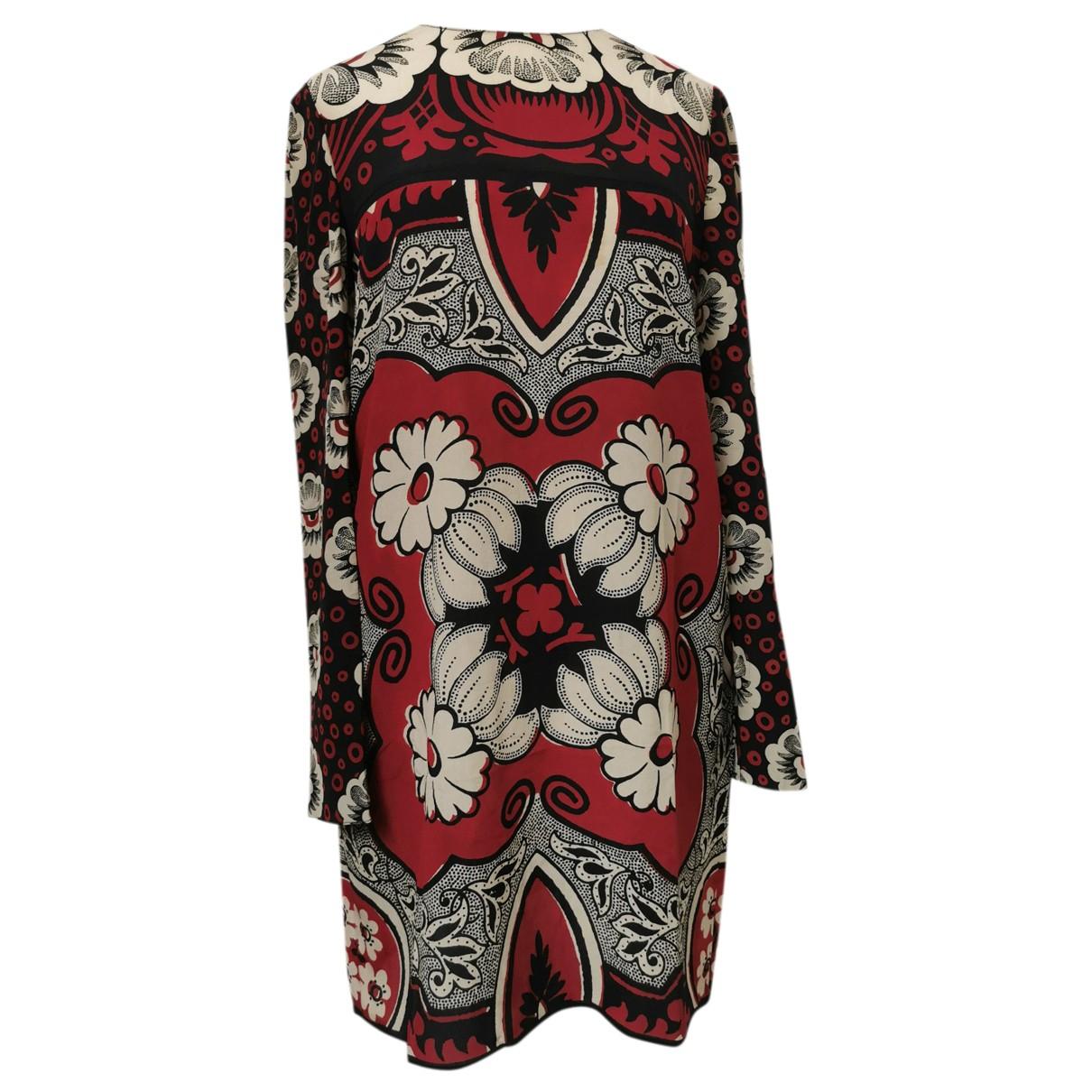 Mini vestido de Seda Valentino Garavani
