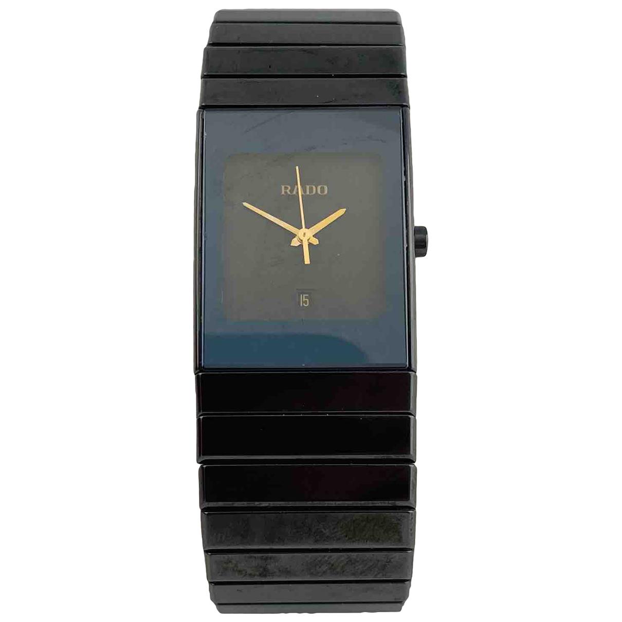 Rado N Black Ceramic watch for Men N