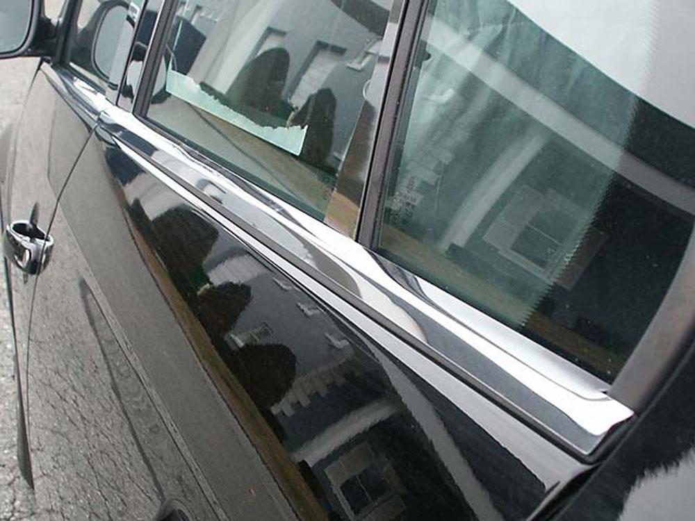 Quality Automotive Accessories 4-Piece 1-Inch Width Window Sill Trim Volkswagen Jetta 2009