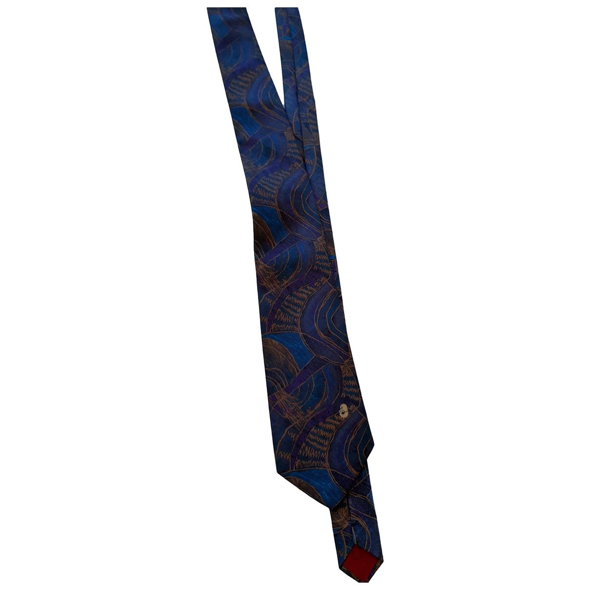 Corbata de Seda Courreges