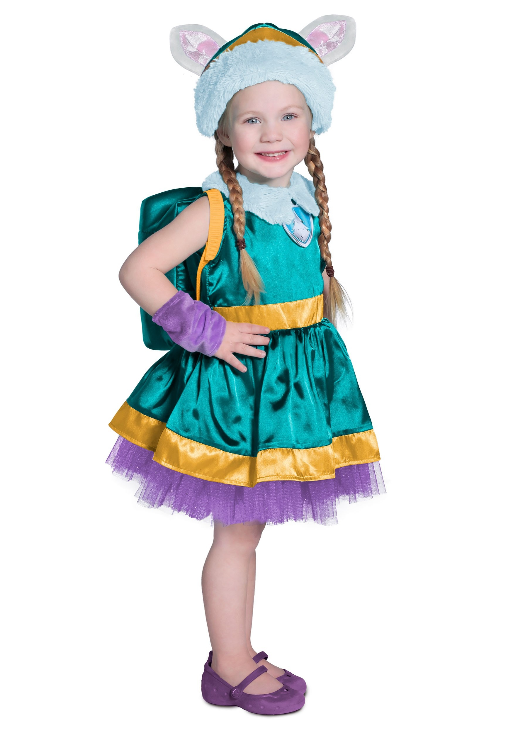 Paw Patrol Everest Deluxe Girls Costume