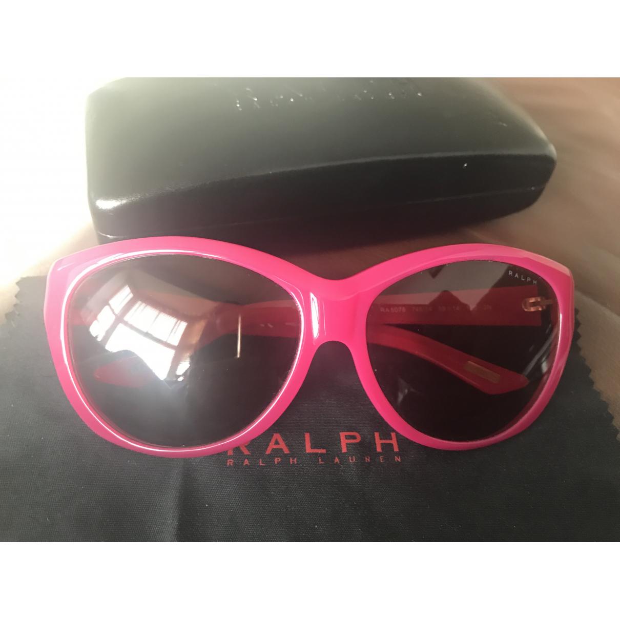 Ralph Lauren Double Rl - Lunettes   pour femme - rose