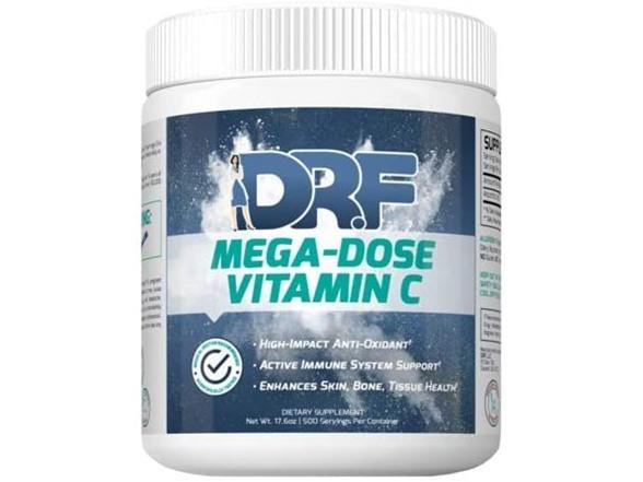 Mega-dose Vitamin C By Dr. Farrah World