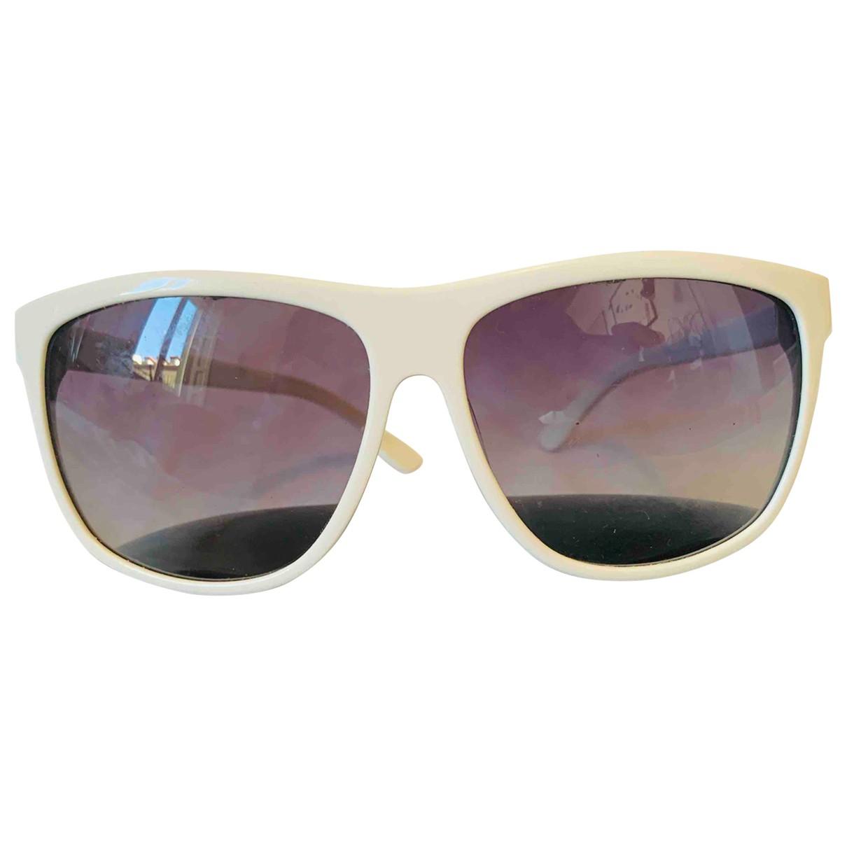 Henrik Vibskov N White Sunglasses for Women N