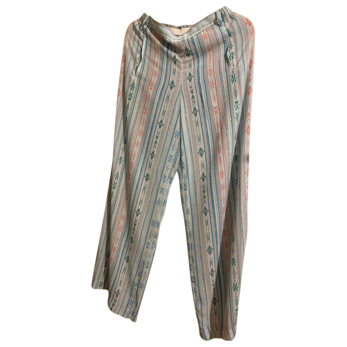 Bcbg Max Azria N Blue Trousers for Women S International