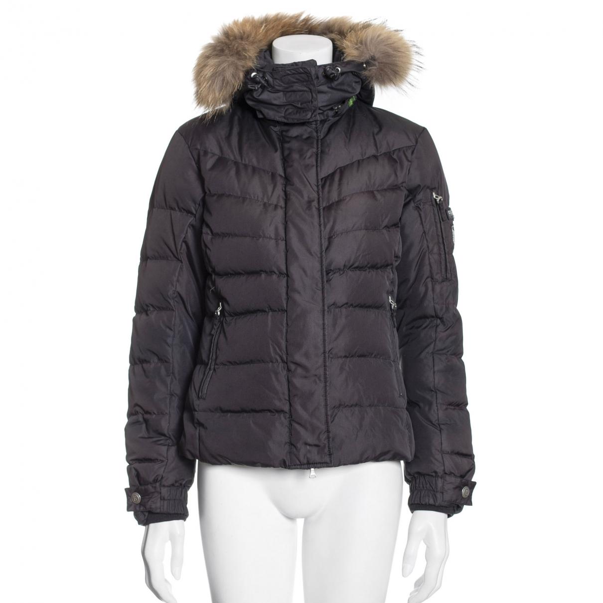 Bogner - Manteau   pour femme - noir