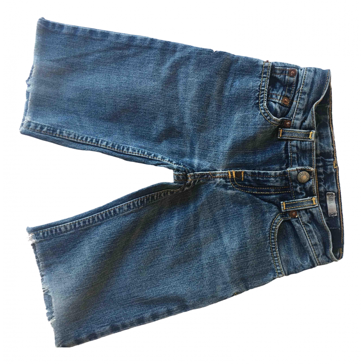 Polo Ralph Lauren \N Blue Denim - Jeans Shorts for Kids 4 years - up to 102cm FR