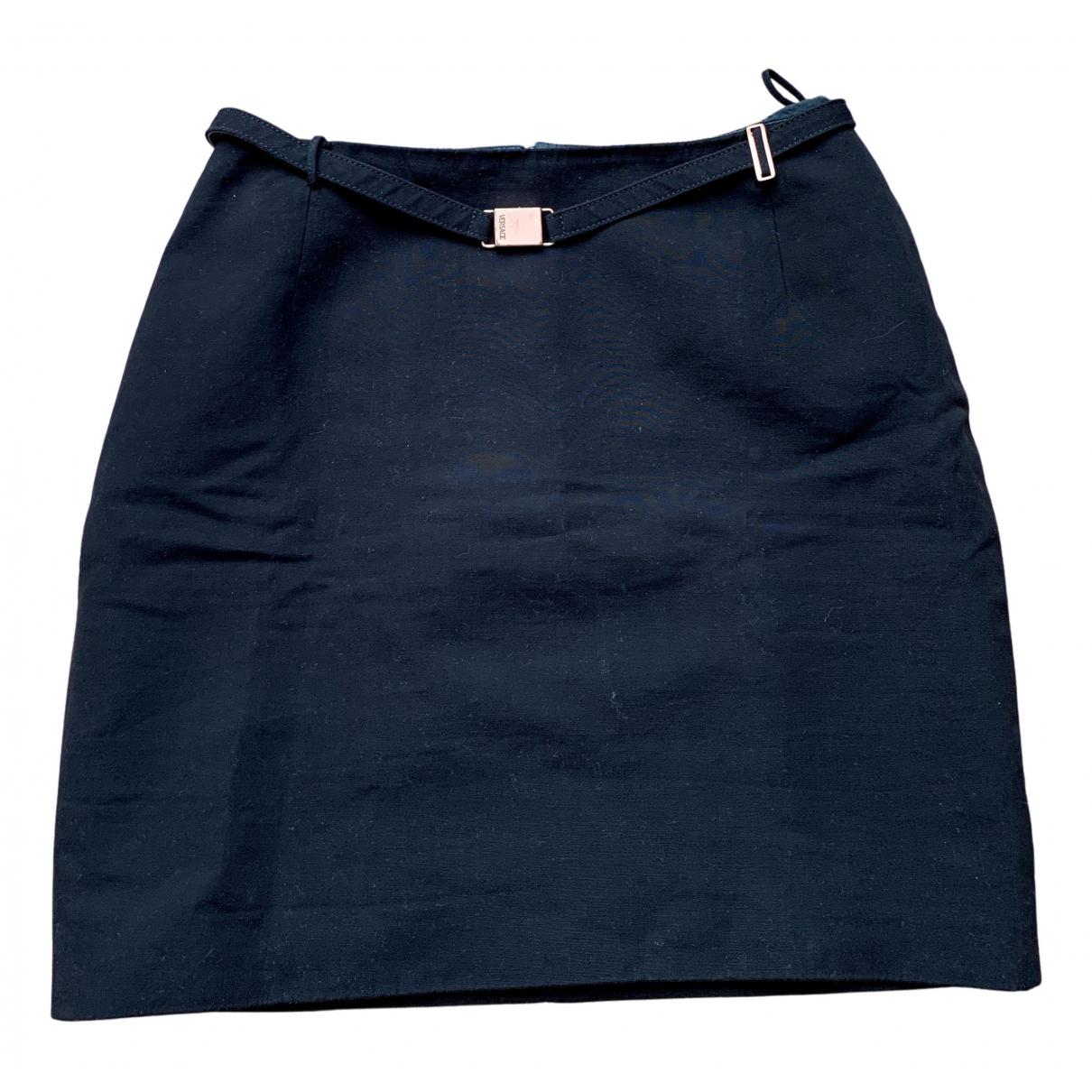 Gianni Versace \N Rocke in  Schwarz Baumwolle