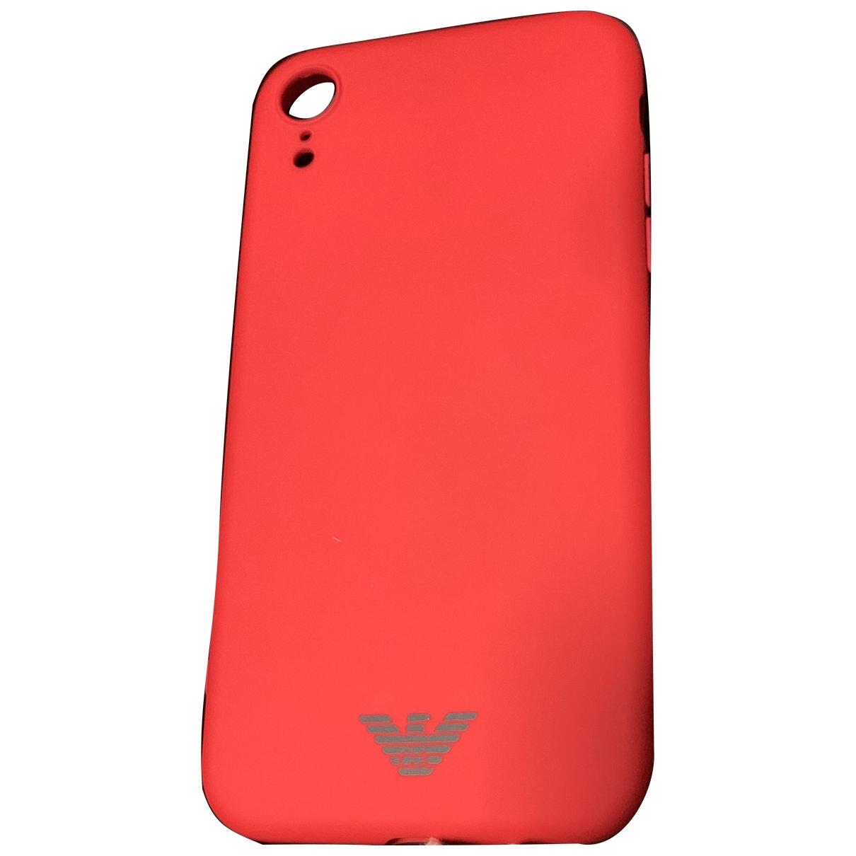 Emporio Armani - Accessoires   pour lifestyle - rouge
