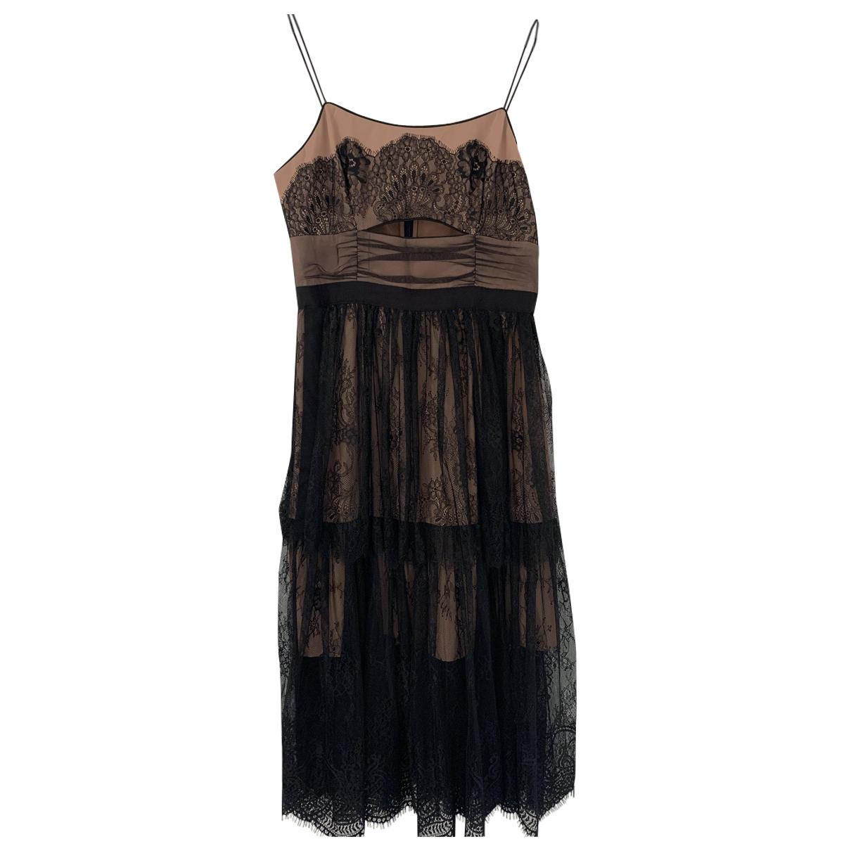 Self Portrait N Black dress for Women 12 UK