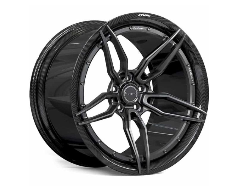 Brixton PF2 Carbon+ 2-Piece Wheel