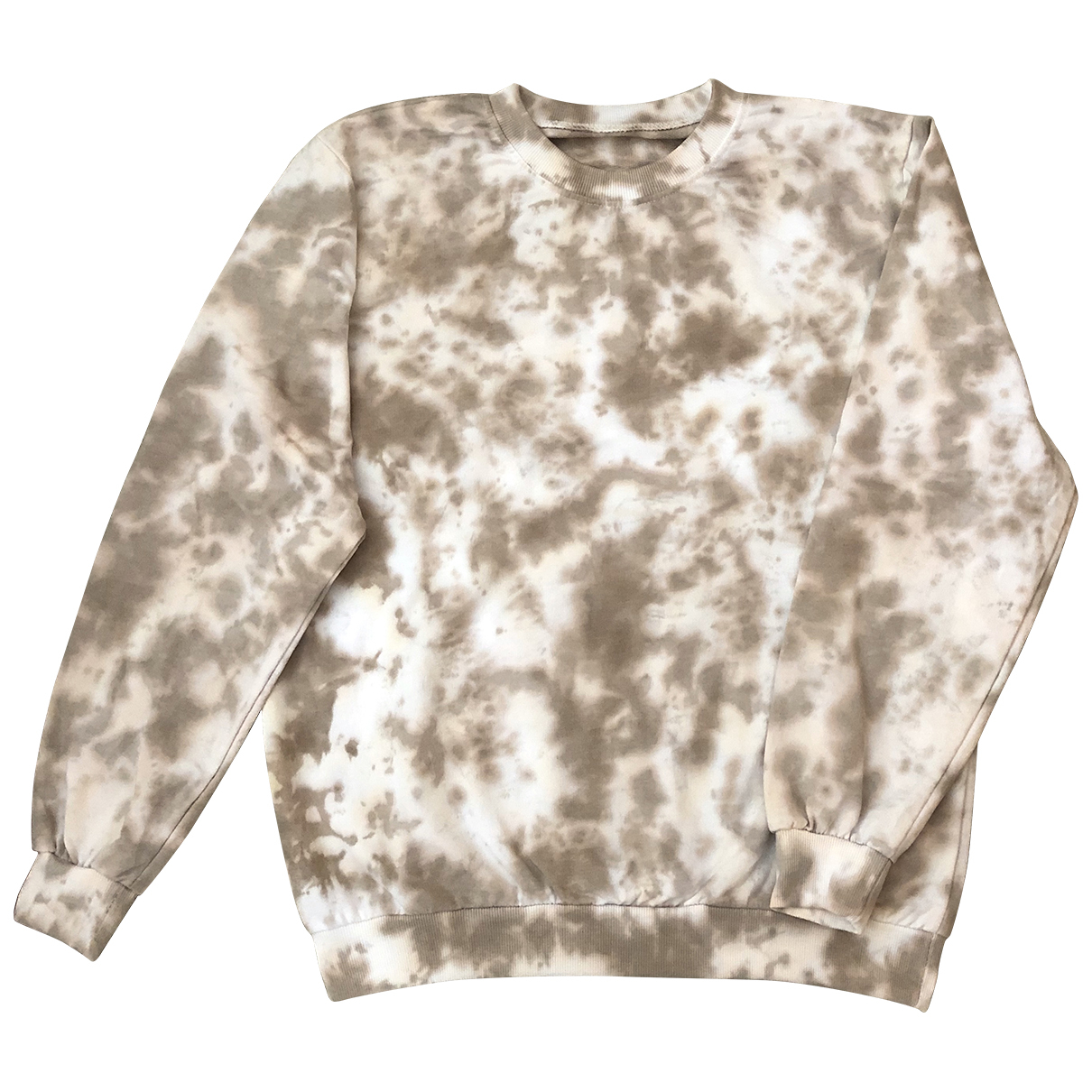 Reckless Minds N Brown Cotton Knitwear for Women XL International
