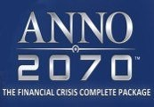 Anno 2070 - Financial Crisis Complete Package DLC Uplay CD Key