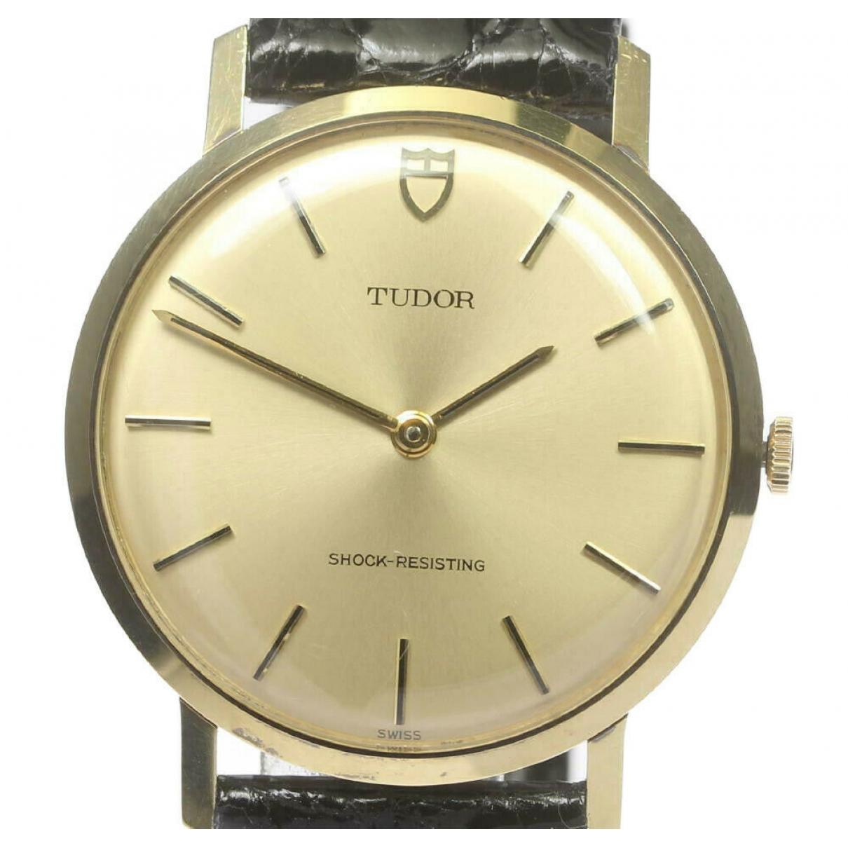 Relojes de Oro amarillo Tudor